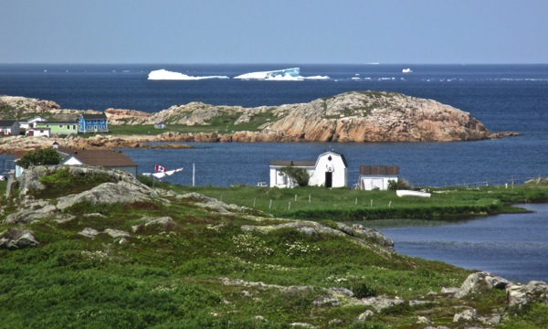 Iceberg barr d islands
