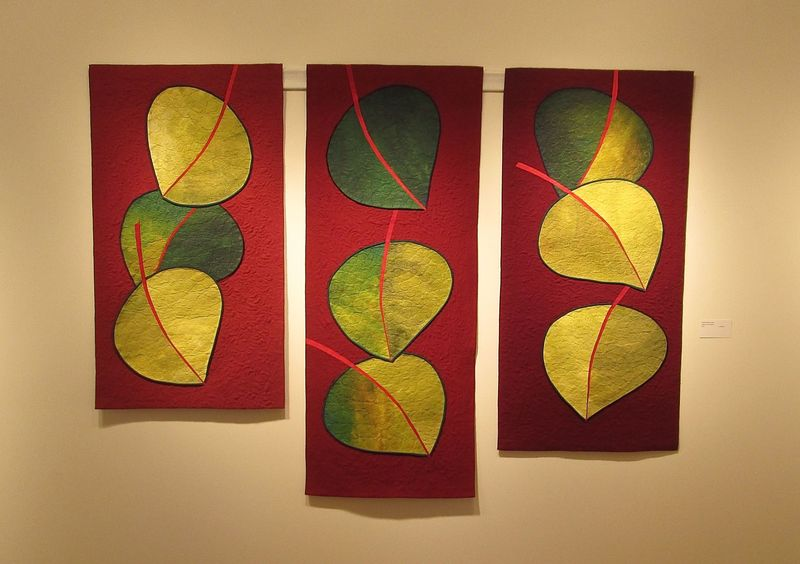 Resized Aspen triptych at GFAG2