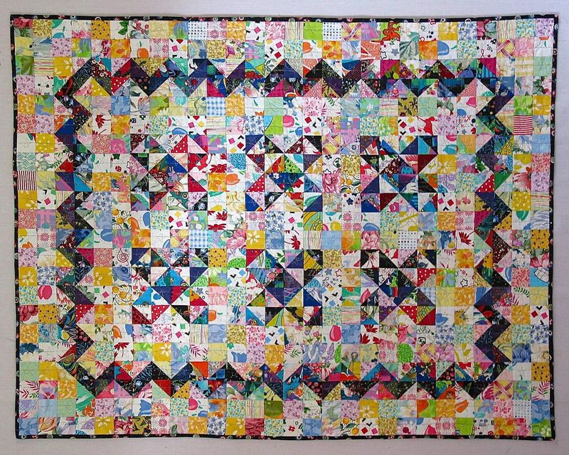 Arlo's quilt for blog