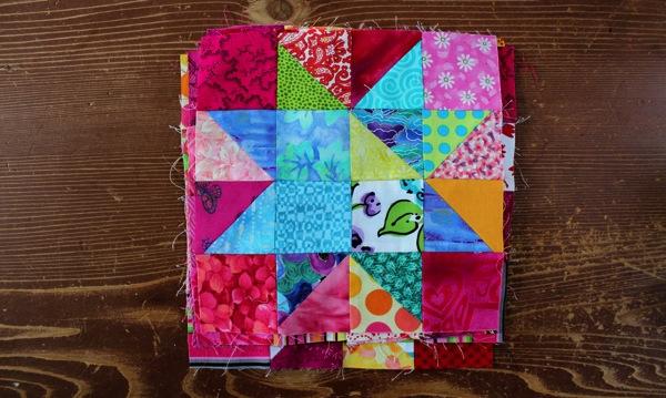 Finished block 3