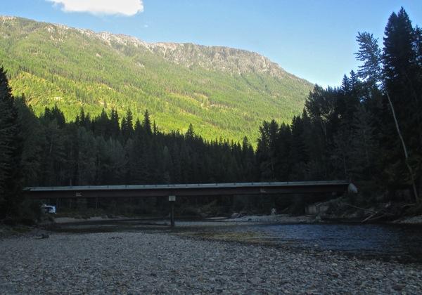 Last light downstream