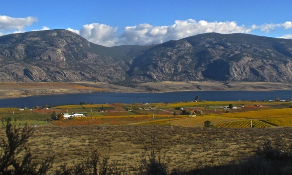 Osoyoos lake nov 2014