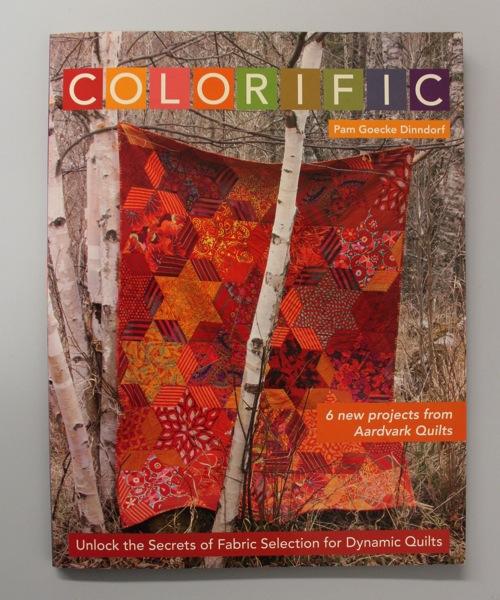 Colorific cover