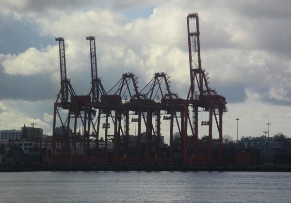 Container cranes 2