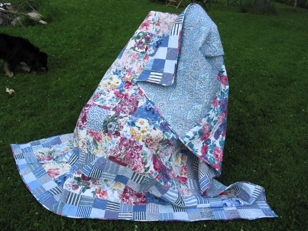 Wendy s floral quilt