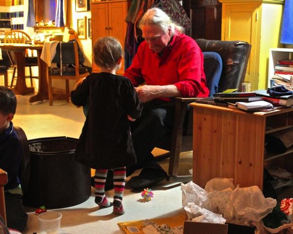 Help from Grandpa 2