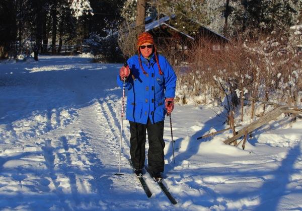 Cold ski
