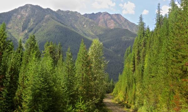 Pass road 4