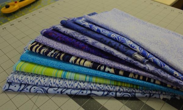 Trefoil fabrics