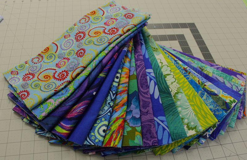 Star fabrics