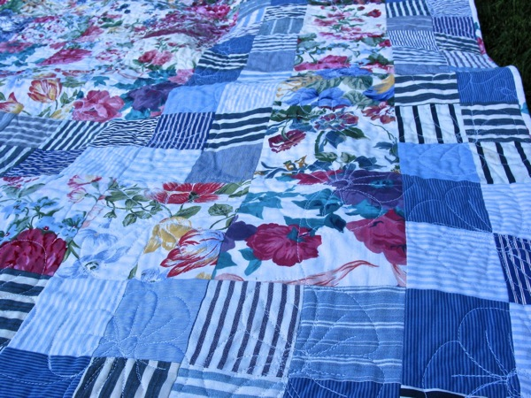 Wendy s floral quilt 2