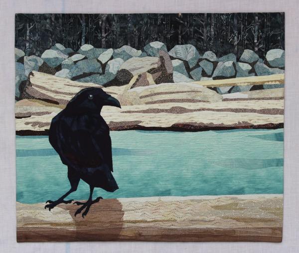 Raven full quilt